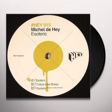 Michel De Hey ESOTERIC Vinyl Record