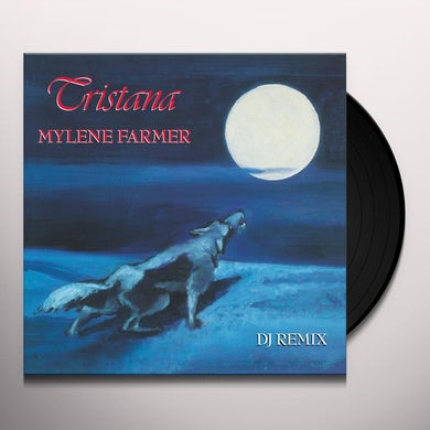 Mylène Farmer TRISTANA Vinyl Record