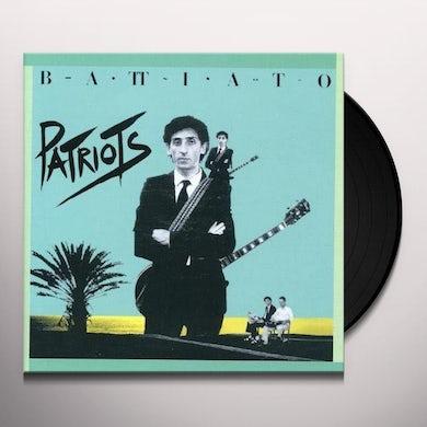 PATRIOTS: 40 ANNIVERSARIO Vinyl Record