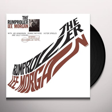Lee Morgan The Rumproller (LP) Vinyl Record
