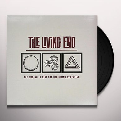The Living End ENDING IS JUST THE BEGINNING REPEATING Vinyl Record - Australia Release
