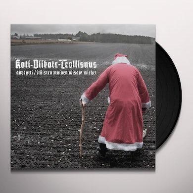 Koti-Viikate-Teollisuus ADVENTTI Vinyl Record
