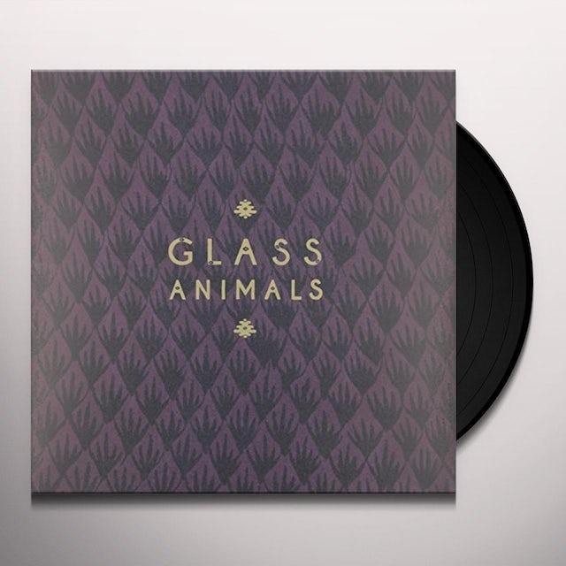 Glass Animals REMIXES Vinyl Record - Holland Release