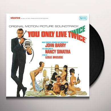 YOU ONLY LIVE TWICE / Original Soundtrack Vinyl Record