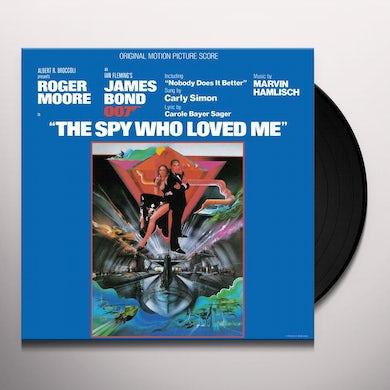 SPY WHO LOVED ME / O.S.T. SPY WHO LOVED ME / Original Soundtrack Vinyl Record