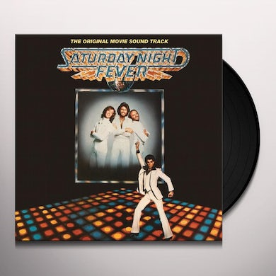 Saturday Night Fever Original Soundtrack - Limited Edition 180-Gram Double Vinyl LP Record