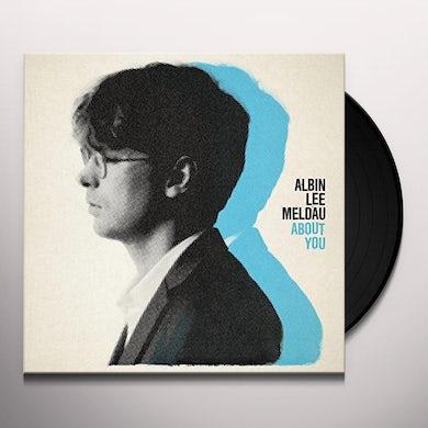 Albin Lee Meldau ABOUT YOU Vinyl Record