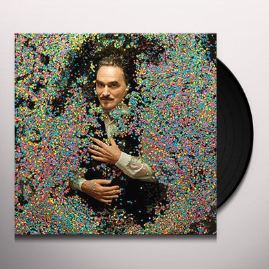 Stephan Eicher HUH Vinyl Record