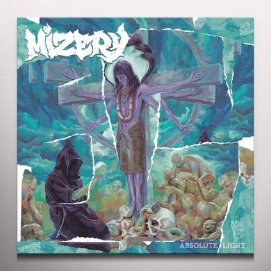 Mizery ABSOLUTE LIGHT Vinyl Record