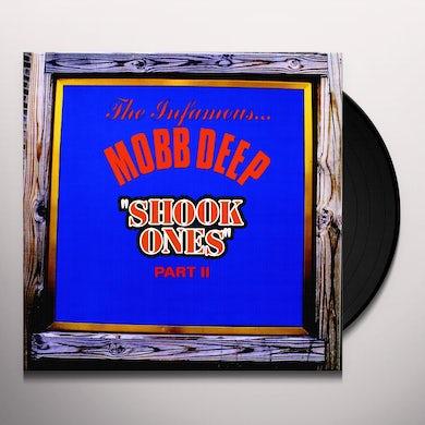 Mobb Deep SHOOK ONES PT 1 & 2 Vinyl Record
