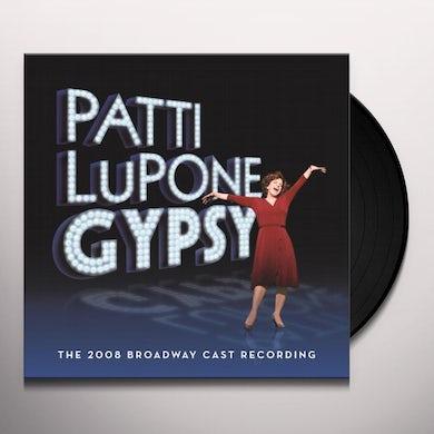 Patti Lupone Gypsy: The 2008 Broadway Cast Recording (OCR) Vinyl Record