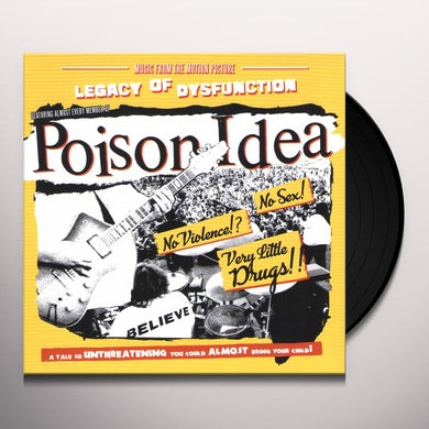 LEGACY OF DISFUNCTION Vinyl Record