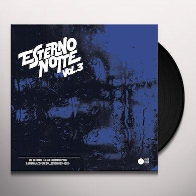 Esterno Notte Vol 3 / O.S.T. ESTERNO NOTTE VOL 3 / Original Soundtrack Vinyl Record
