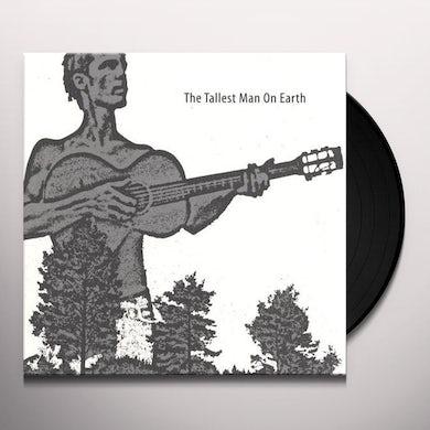 The Tallest Man On Earth Vinyl Record