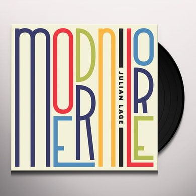Julian Lage MODERN LORE Vinyl Record