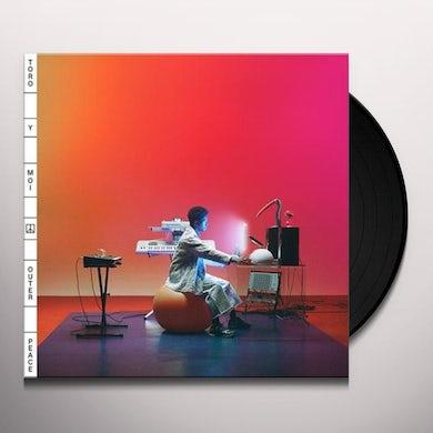 Toro Y Moi OUTER PEACE Vinyl Record