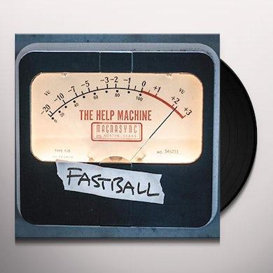 Fastball The help machine (color vinyl) Vinyl Record