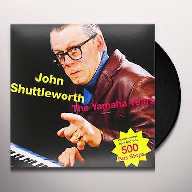 John Shuttleworth YAMAHA YEARS Vinyl Record