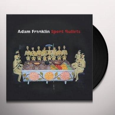 Adam Franklin SPENT BULLETS Vinyl Record