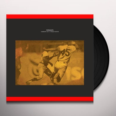 Motorpsycho ROADWORK 4: INTREPID SKRONK Vinyl Record