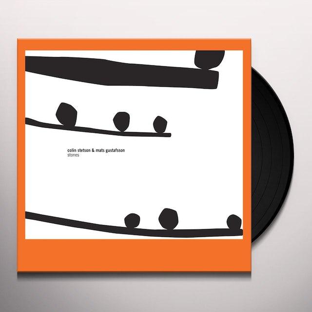 Colin Stetson & Mats Gustafsson STONES Vinyl Record