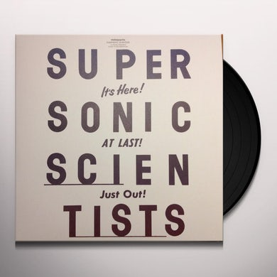 Motorpsycho SUPERSONIC SCIENTISTS: A YOUNG PERSON'S GUIDE TO Vinyl Record