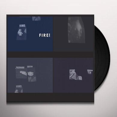 Fire HANDS Vinyl Record
