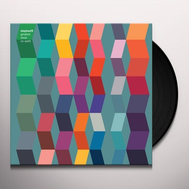 Elephant9 GREATEST SHOW ON EARTH Vinyl Record