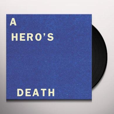 Fontaines D.C. HERO'S DEATH / I DON'T BELONG Vinyl Record
