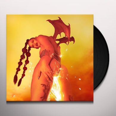 PHOENIX: FLAMES ARE DEW UPON MY BODY Vinyl Record