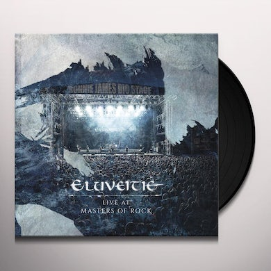 Eluveitie LIVE AT MASTERS OF ROCK 2019 Vinyl Record