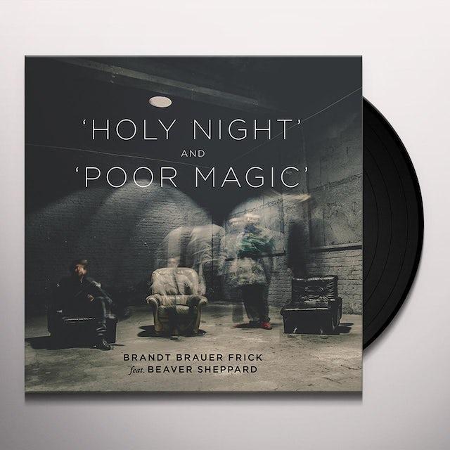 Brandt Brauer Frick HOLY NIGHT / POOR MAGIC (TOM TRAGO REMIX) Vinyl Record