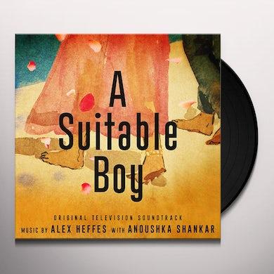 Alex Heffes / Anoushka Shankar SUITABLE BOY / Original Soundtrack Vinyl Record