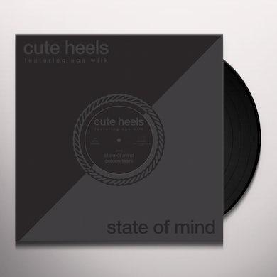 Cute Heels & Aga Wilk STATE OF MIND Vinyl Record
