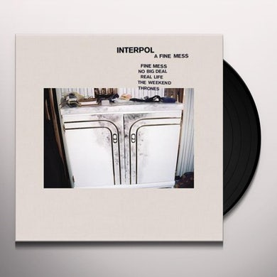 Fine Mess Vinyl Record