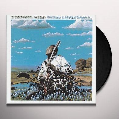 Freddie King TEXAS CANNONBALL Vinyl Record