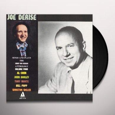 Joe Derise JIMMY VAN HEUSEN ANTHOLOGY 1 Vinyl Record