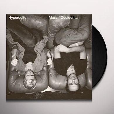 Hyperculte MASSIF OCCIDENTAL Vinyl Record