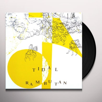 Tidal/Rambutan SOUNDS OF THE FUTURE / TRAPDOOR TO INFINITY Vinyl Record