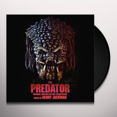 Henry Jackman PREDATOR (ORIGINAL MOTION PICTURE SOUNDTRACK) Vinyl Record