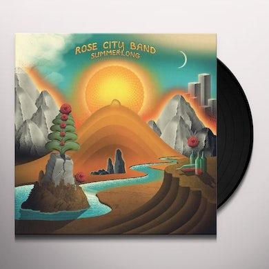 Rose City Band SUMMERLONG Vinyl Record