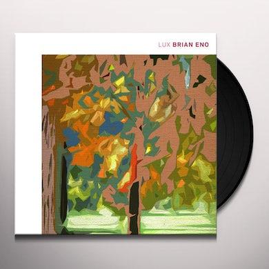 Brian Eno LUX Vinyl Record