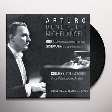 SCHUMANN: CARNEVALE DI VIENNA / BRAHMS: VARIAZIONI Vinyl Record