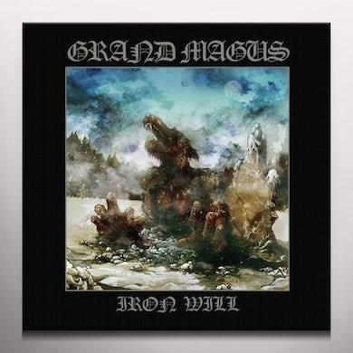 Grand Magus IRON WILL Vinyl Record
