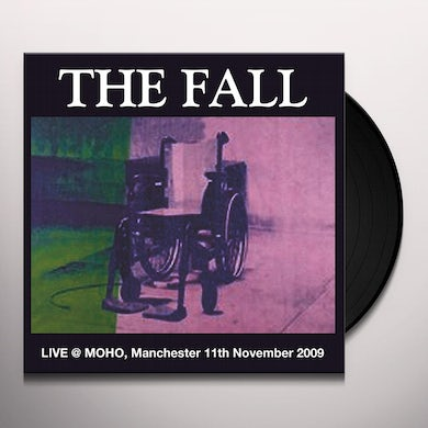 Fall LIVE AT MOHO MANCHESTER 2009 (2LP) Vinyl Record
