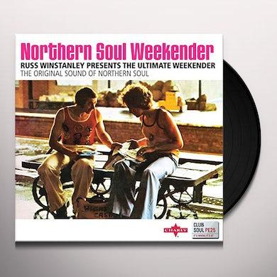 CLUB SOUL NORTHERN SOUL WEEKENDER Vinyl Record