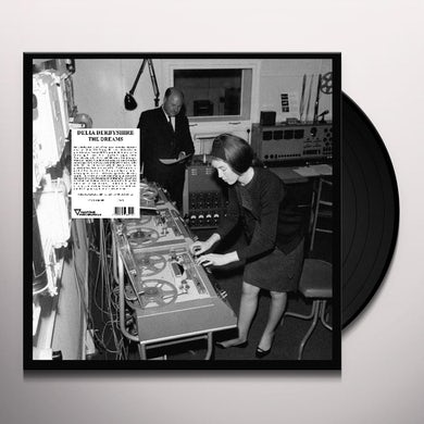 Delia Derbyshire DREAMS Vinyl Record