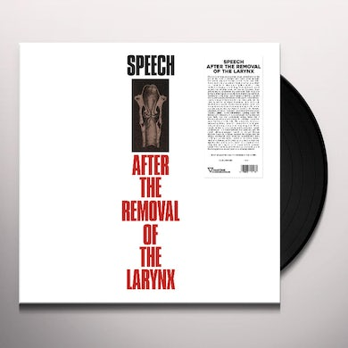 Speech After The Removal Of The Larynx / Various Vinyl Record
