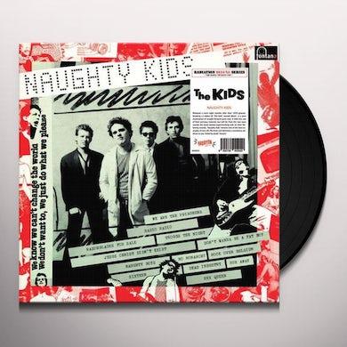 NAUGHTY KIDS Vinyl Record