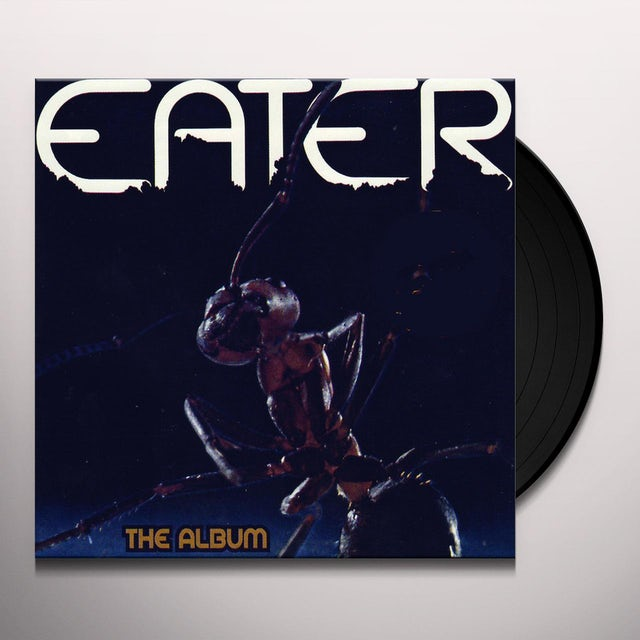 Eater ALBUM Vinyl Record